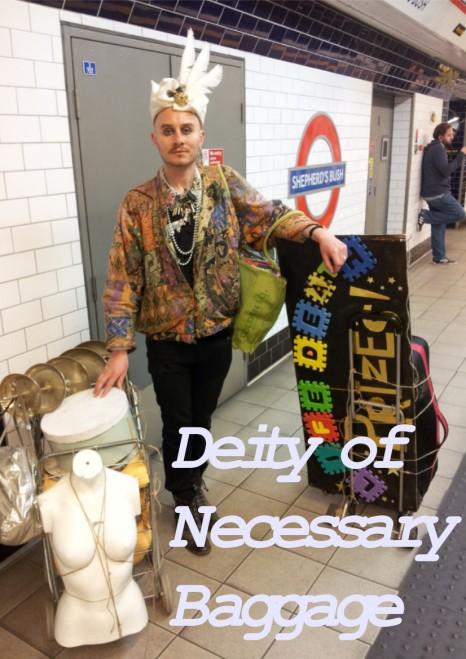 deity of neccessary baggae